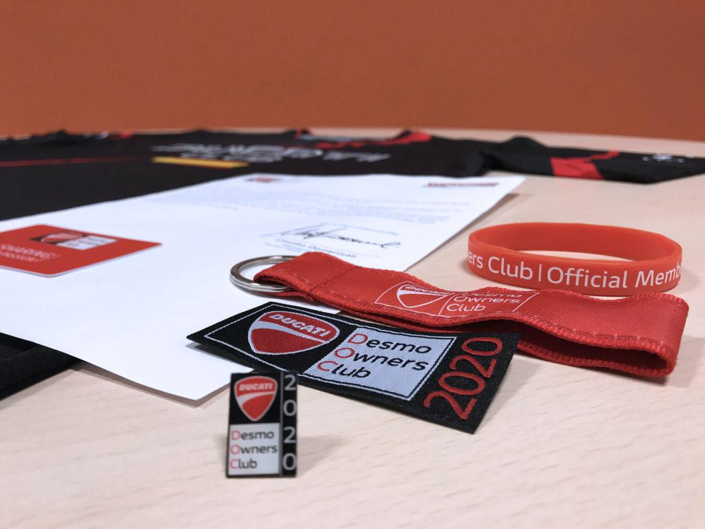 Kits Ducati Club DOC DCE 2020